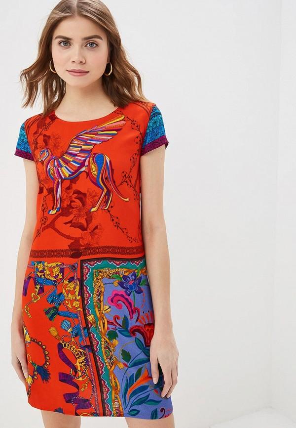 Платье Desigual Desigual DE002EWDMYI8 цена
