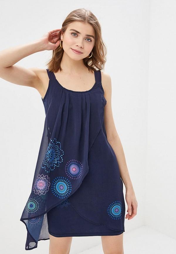 купить Платье Desigual Desigual DE002EWDMYJ0 по цене 4190 рублей