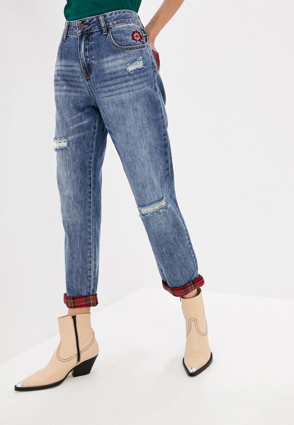 Джинсы Desigual Desigual DE002EWGPJU9 джинсы desigual