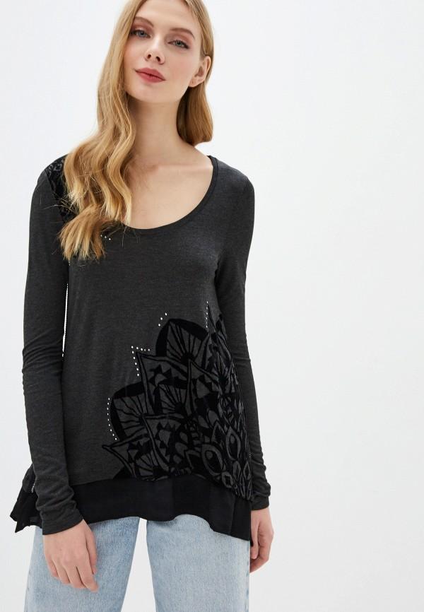 цены на Блуза Desigual Desigual DE002EWGPKC5 в интернет-магазинах