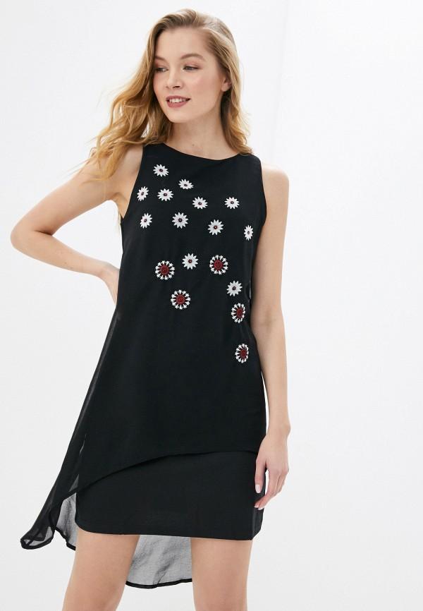 Платье Desigual Desigual DE002EWGPKF9 цена