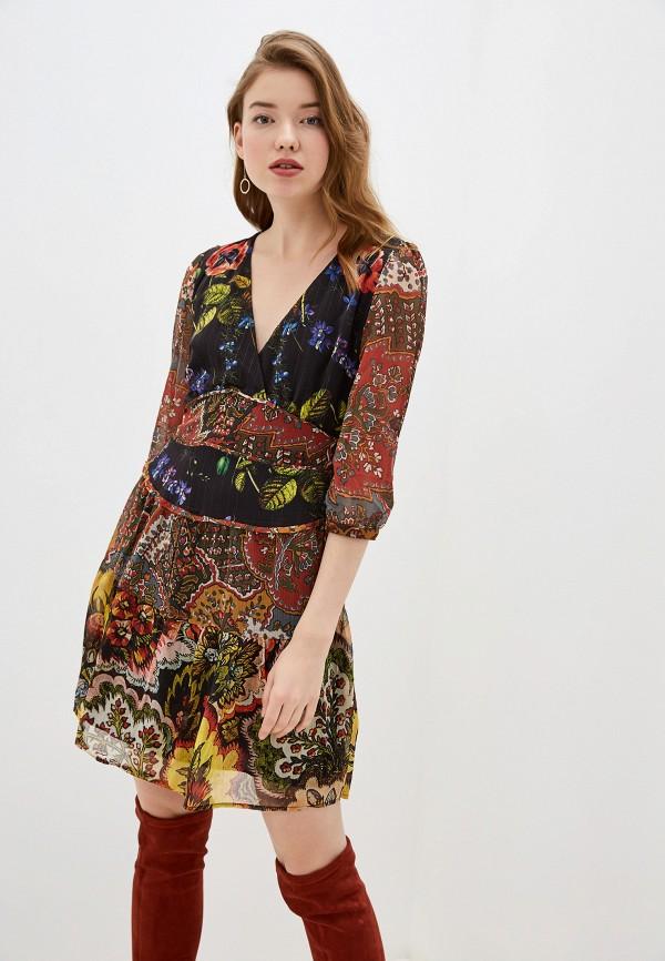 Платье Desigual Desigual DE002EWGPKG6 цена