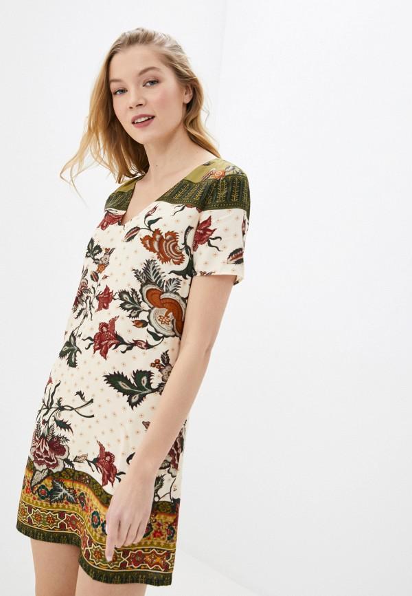 Платье Desigual Desigual DE002EWGPKH0 цена