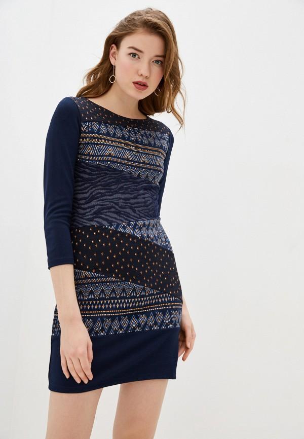 Платье Desigual Desigual DE002EWGPKH5 цена