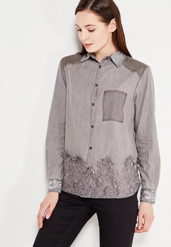 Рубашка Desigual Desigual DE002EWULA32 свитшот desigual свитшот