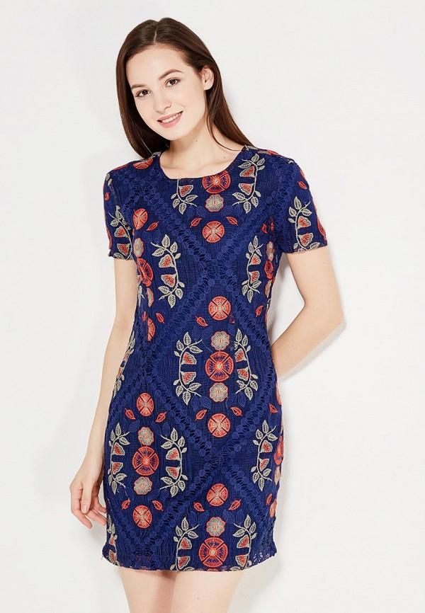 Платье Desigual Desigual DE002EWULC46 платье desigual 17wwvke2 2000