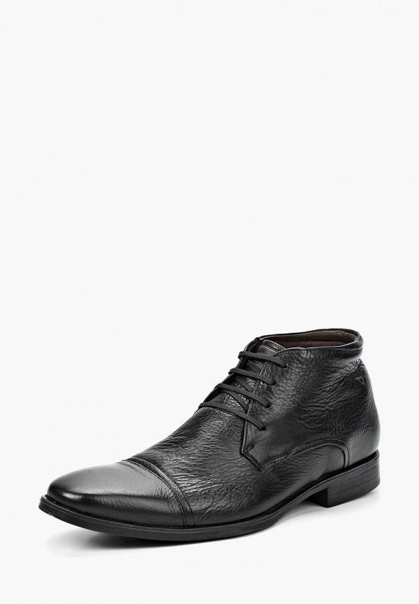 мужские ботинки democrata, черные