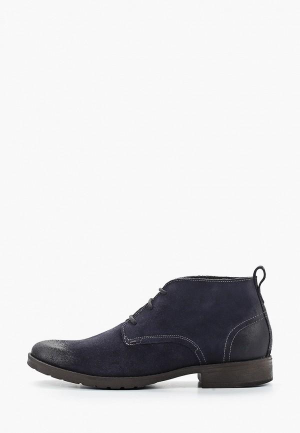 мужские ботинки democrata, синие