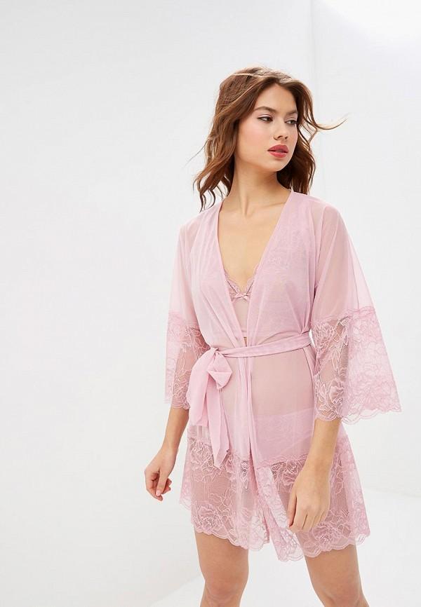 Халат домашний Дефиле Дефиле DE020EWEKGC9 домашние халаты sleep ix домашний халат homysoft цвет розовый l