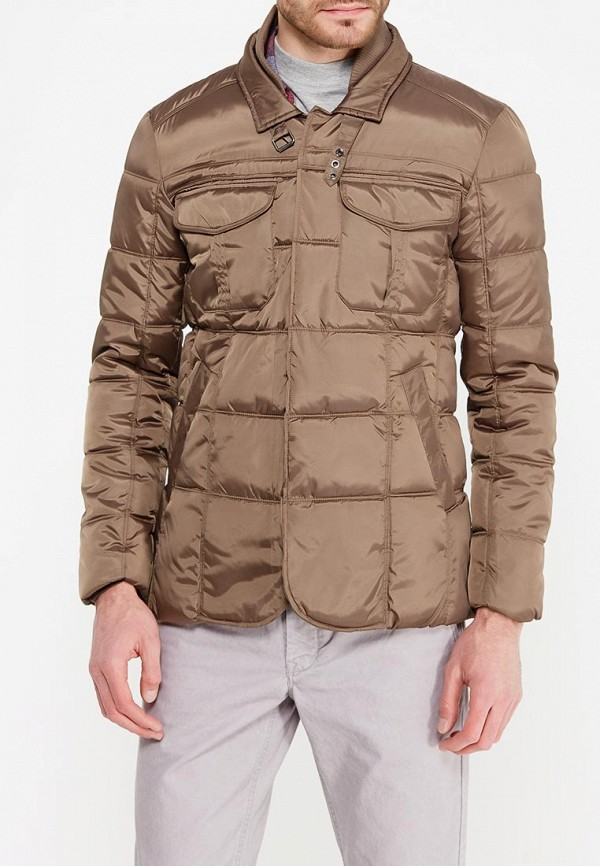 Куртка утепленная Deblasio Deblasio DE022EMYIQ63