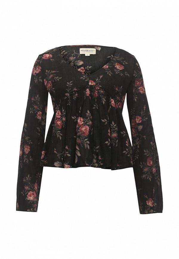 Блуза Denim & Supply Ralph Lauren Denim & Supply Ralph Lauren DE023EWOWK27 цена 2017