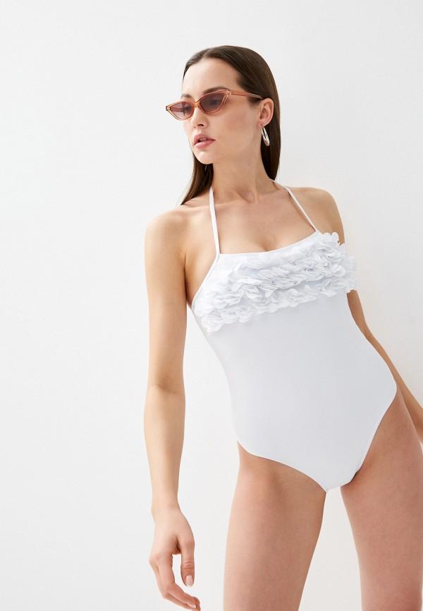 женский купальник delice, белый