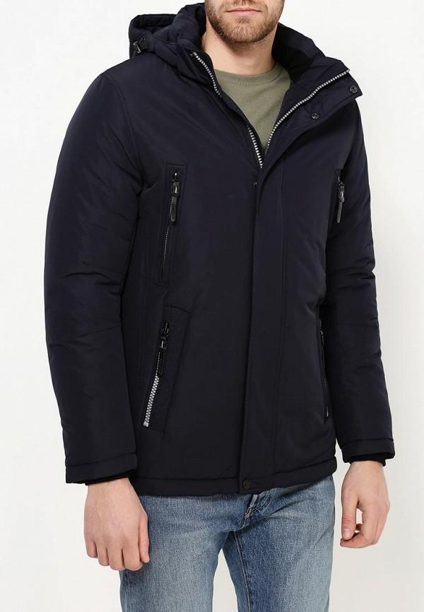 Куртка утепленная Defreeze, 4, DE032EMPSI29, синий, Осень-зима 2017/2018  - купить со скидкой