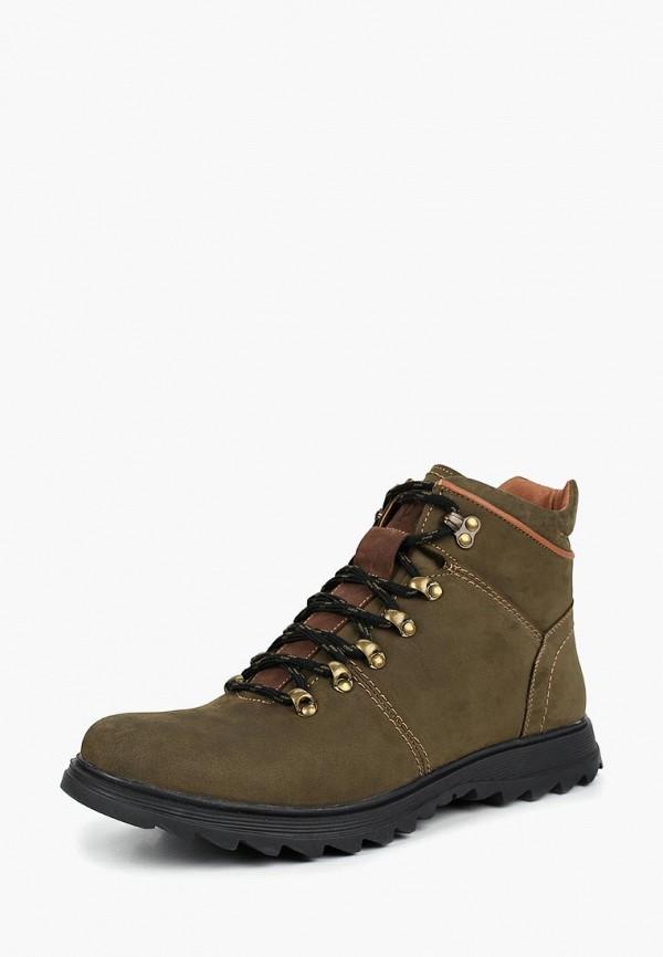 мужские ботинки der spur, хаки