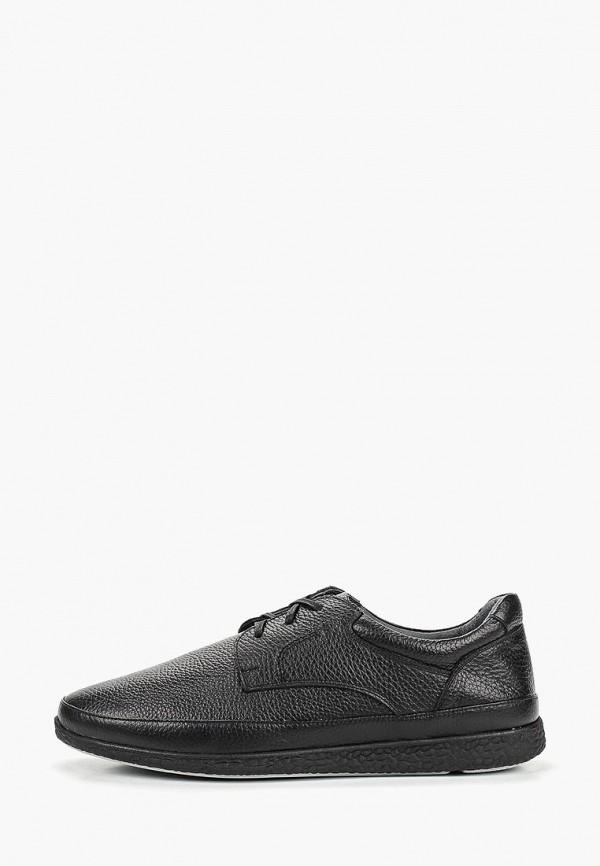 мужские туфли der spur, черные