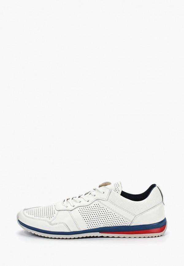 Кроссовки  белый цвета