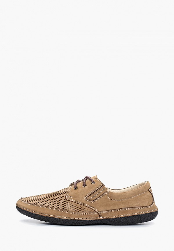 мужские ботинки der spur, бежевые