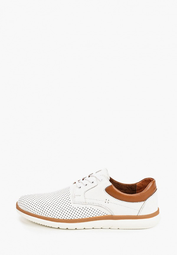 мужские туфли der spur, белые