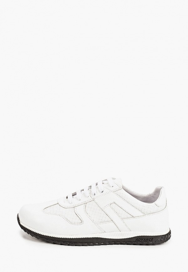 мужские кроссовки der spur, белые