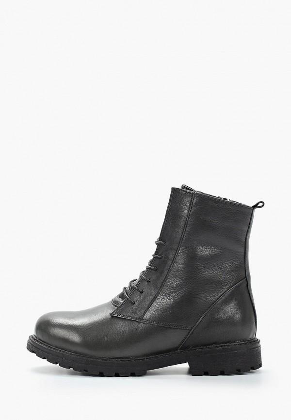 женские ботинки der spur, черные