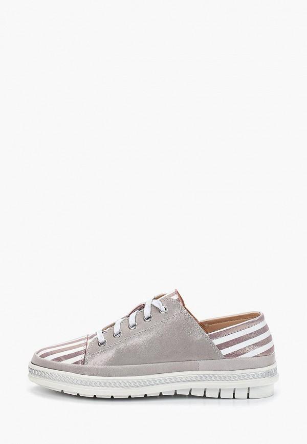 женские ботинки der spur, серые