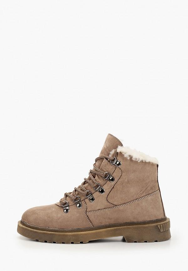 Ботинки Der Spur Der Spur DE034AWHFQC1 цены