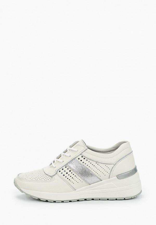 женские кроссовки der spur, белые