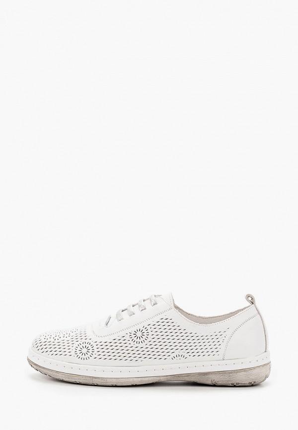 женские ботинки der spur, белые