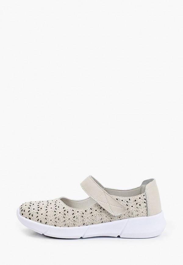 женские туфли der spur, серые