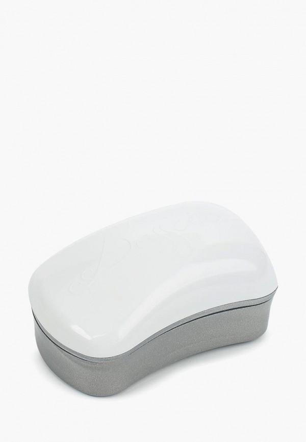 Купить Расческа Dessata, Hair Brush Mini White-Silver; Белый-Серебро, DE036LWUVI34, белый, Осень-зима 2018/2019
