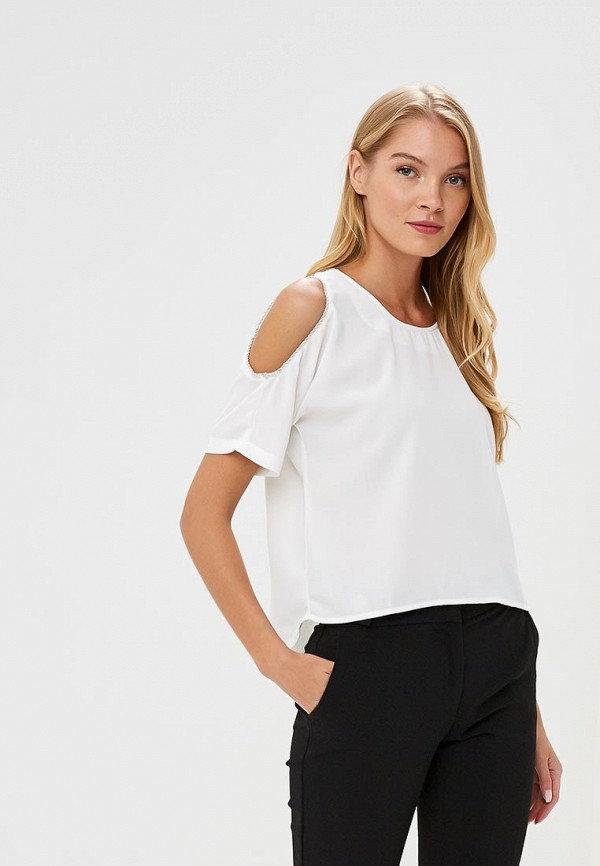 Блуза Deeluxe Deeluxe DE039EWBFZM3 футболка deeluxe deeluxe de039embfzv5