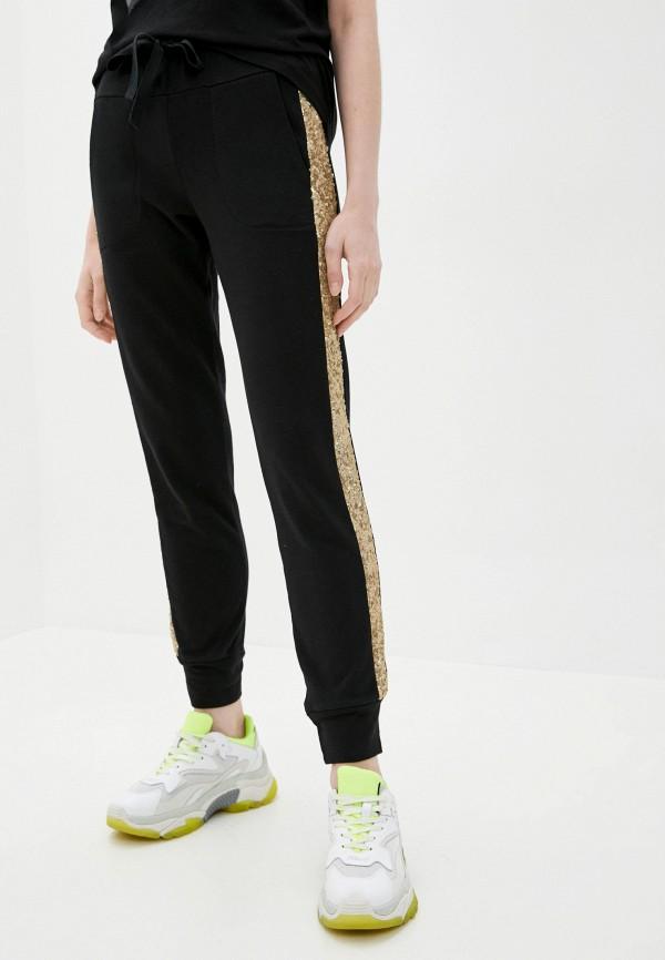 женские спортивные брюки deha, черные