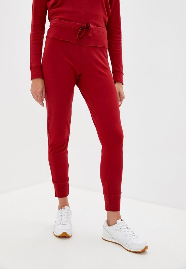 женские спортивные брюки deha, красные