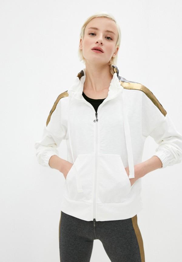 женская олимпийка deha, белая