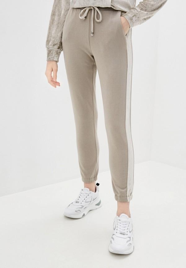 женские спортивные брюки deha, бежевые
