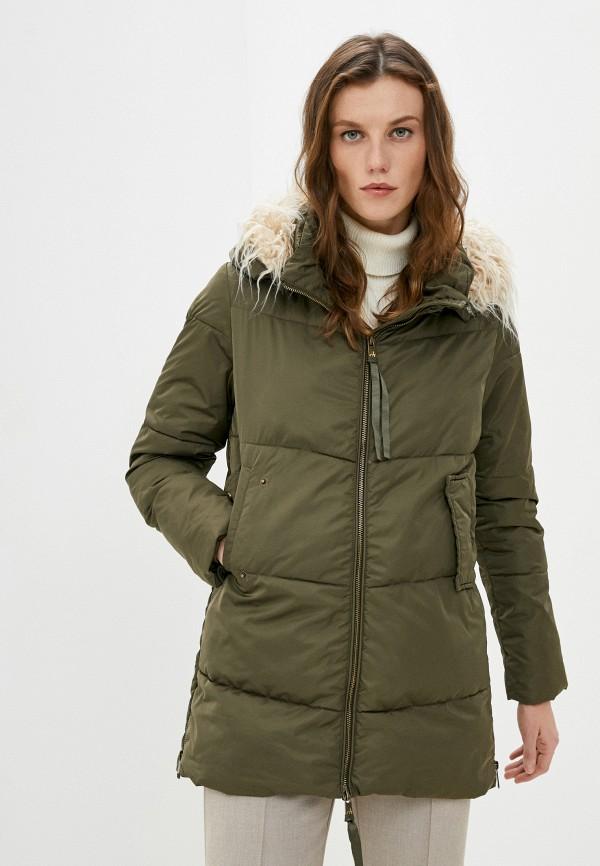 женская куртка deha, хаки