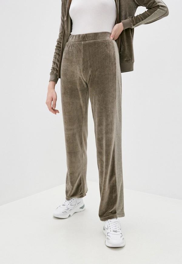 женские спортивные брюки deha, коричневые