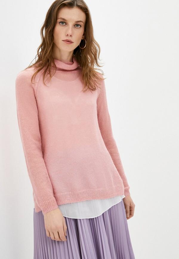 женский джемпер deha, розовый