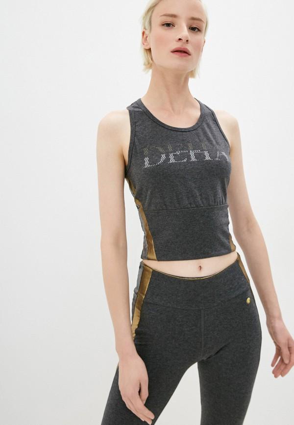 женский спортивный костюм deha, серый