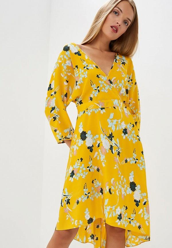 Платье Diane von Furstenberg Diane von Furstenberg DI001EWBSVK7 водолазка diane von furstenberg diane von furstenberg di001ewbsvr5