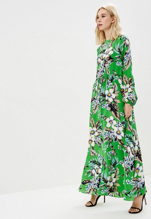 Платье Diane von Furstenberg Diane von Furstenberg DI001EWBSVM7 цены онлайн