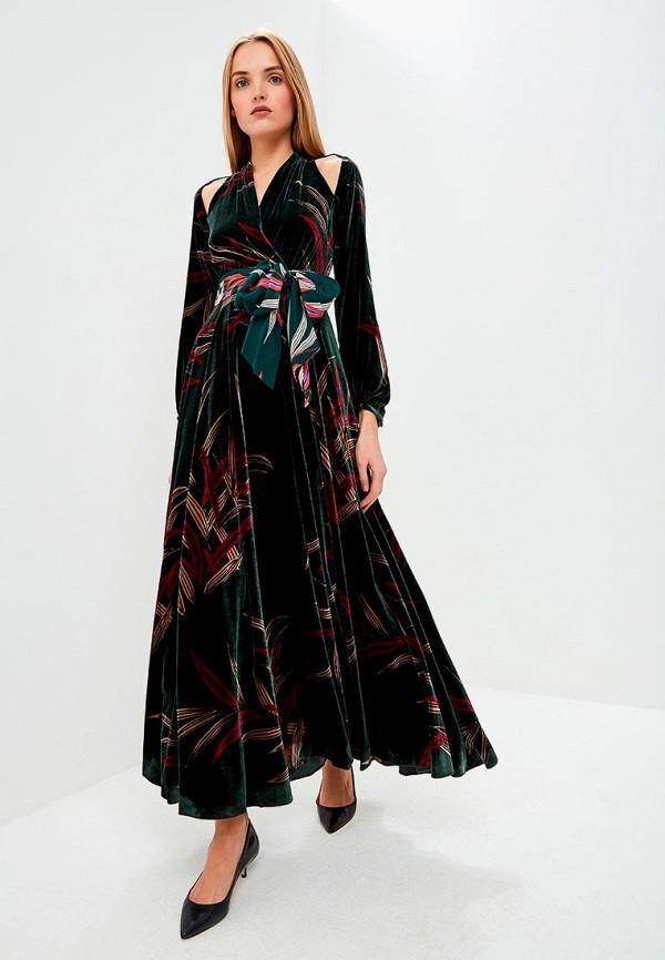 Платье Diane von Furstenberg Diane von Furstenberg DI001EWBSWG2 moist diane diane volume