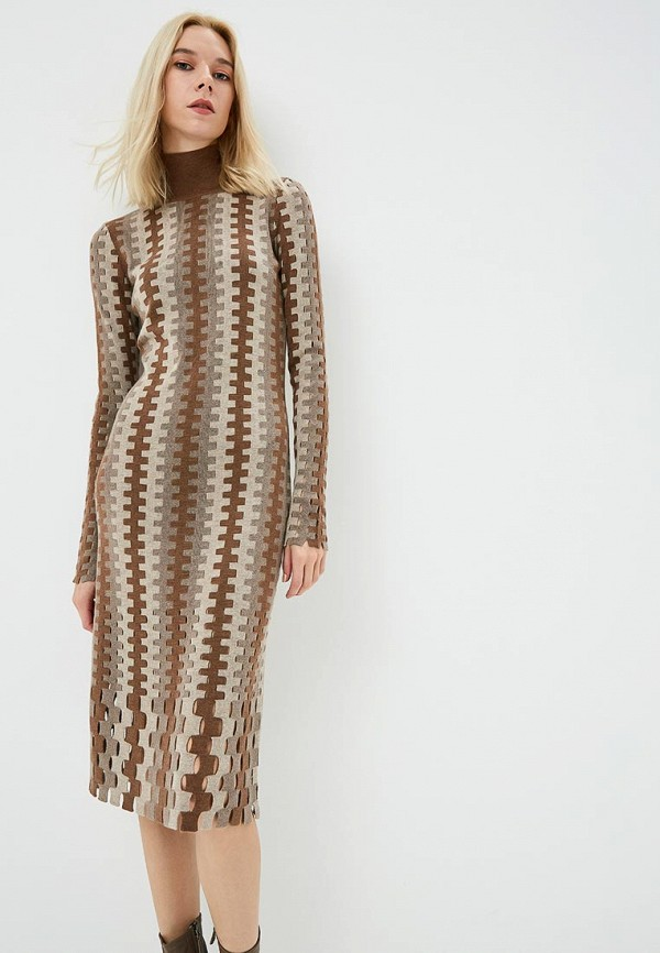 Платье Diane von Furstenberg Diane von Furstenberg DI001EWBSWG7 платье diane von furstenberg diane von furstenberg di001ewbswf3