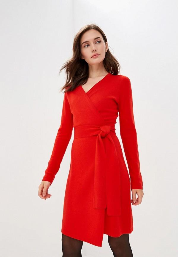 Платье Diane von Furstenberg Diane von Furstenberg DI001EWDIKO1 цены онлайн