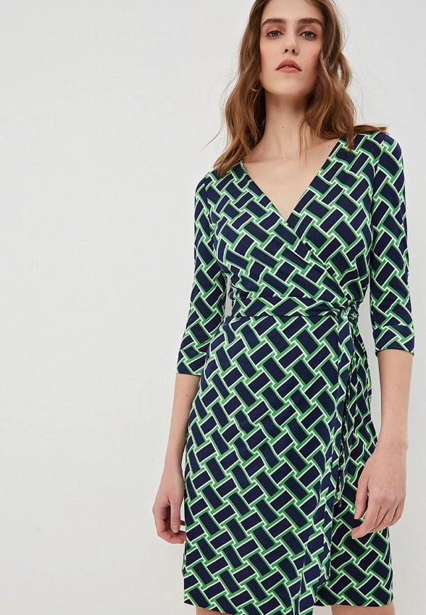 Платье Diane von Furstenberg Diane von Furstenberg DI001EWEBTR4 diane von furstenberg beauty case