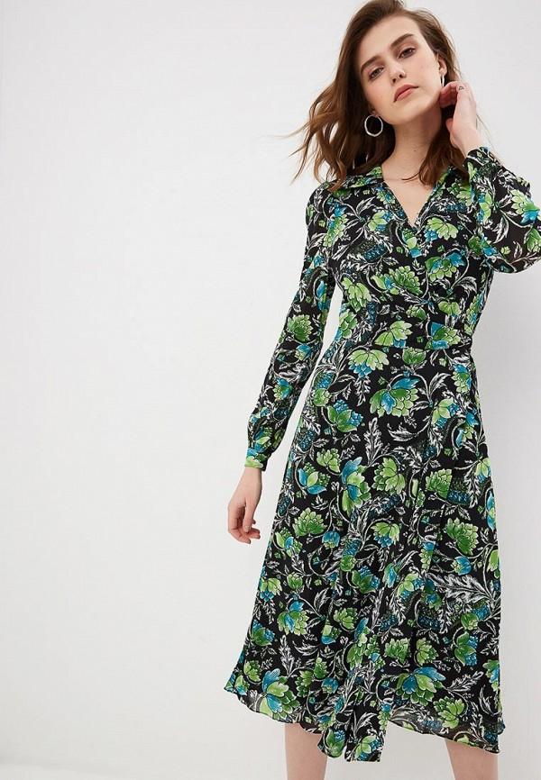 Платье Diane von Furstenberg Diane von Furstenberg DI001EWEBTR5