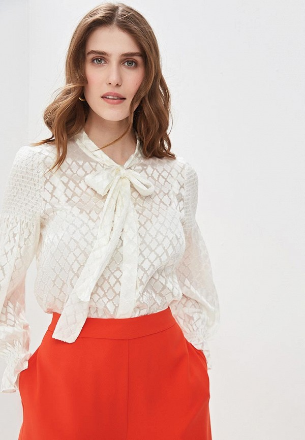Блуза Diane von Furstenberg Diane von Furstenberg DI001EWEBTT8