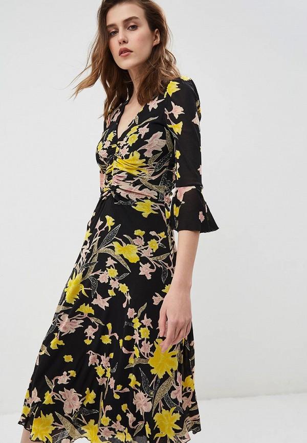 Платье Diane von Furstenberg Diane von Furstenberg DI001EWEBTV0 платье diane von furstenberg diane von furstenberg di001ewdiwx4