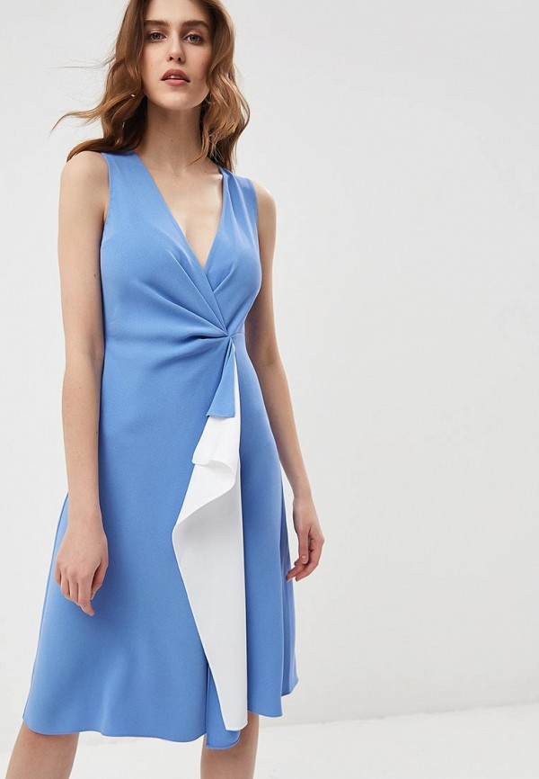 Платье Diane von Furstenberg Diane von Furstenberg DI001EWEBTW5