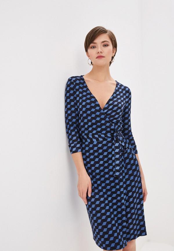 Платье Diane von Furstenberg Diane von Furstenberg DI001EWEBTW8 diane von furstenberg beauty case